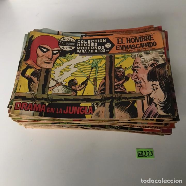 COMIC COLECCION EL HOMBRE ENMASCARADO - COLECCION HÉROES MODERNOS PARA ADULTOS (Tebeos y Comics - Tebeos Colecciones y Lotes Avanzados)