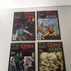 Tebeos: CINDER AND ASHE COMPLETA. Lote 233766075