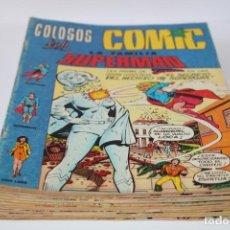 Tebeos: LOTE DE 13 COMICS COLOSOS DEL COMIC. Lote 234682095