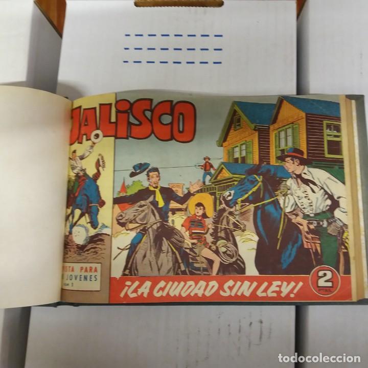 JALISCO ORIGINAL COMPLETA 20 EJEMPLARES BRUGUERA (Tebeos y Comics - Tebeos Colecciones y Lotes Avanzados)