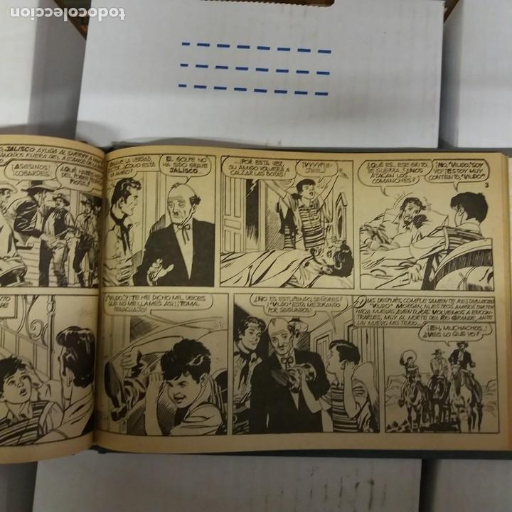 Tebeos: Jalisco original Completa 20 ejemplares Bruguera - Foto 6 - 234912090