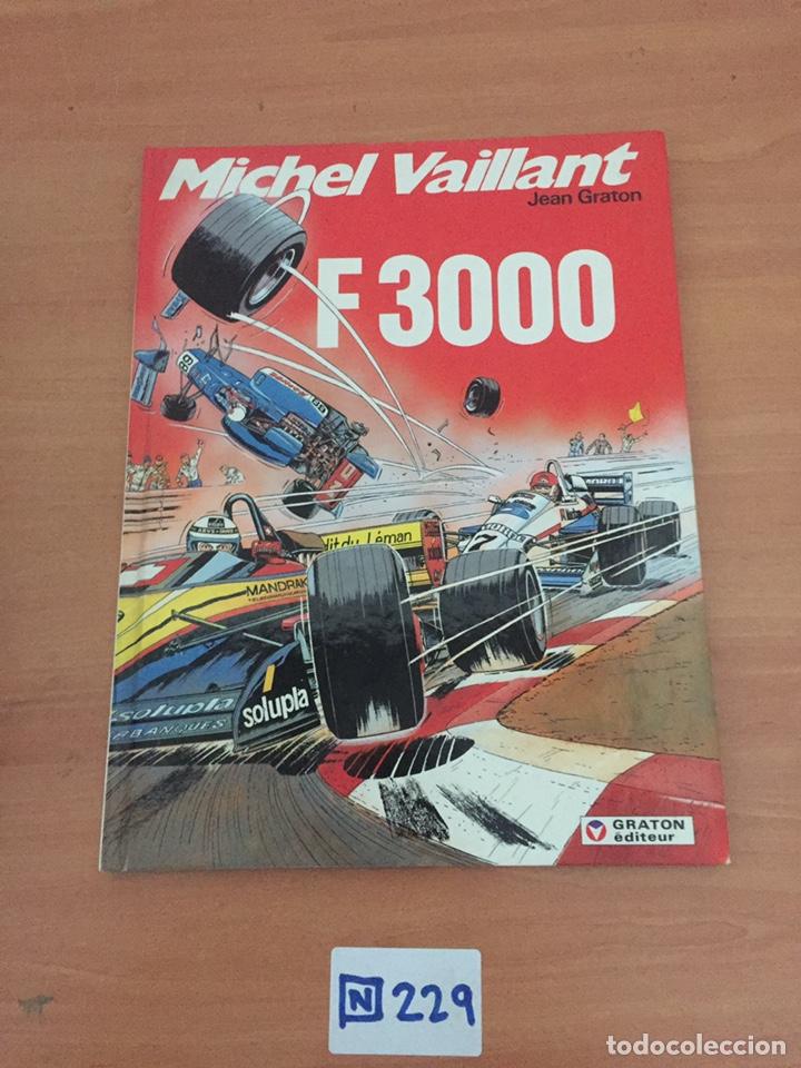 MICHEL VAILLANT F 3000 (Tebeos y Comics - Tebeos Colecciones y Lotes Avanzados)