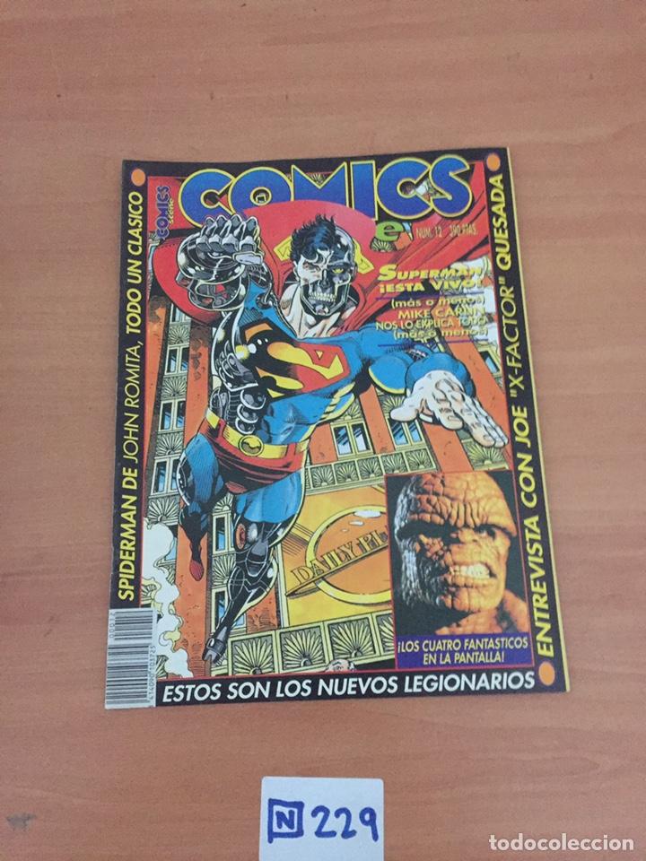 COMICS (Tebeos y Comics - Tebeos Colecciones y Lotes Avanzados)