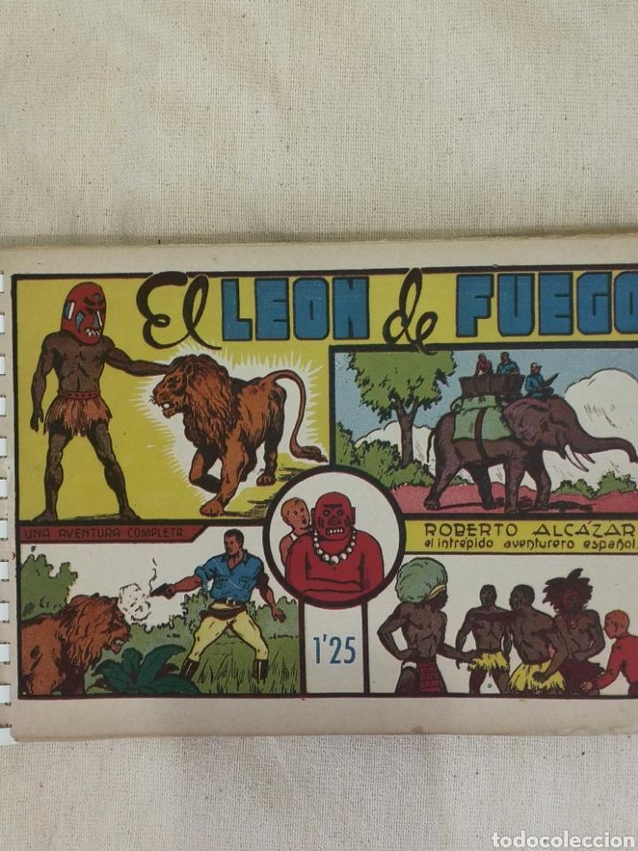 Tebeos: 25 TEBEOS ORIGINALES DE ROBERTO ALCAZAR Y PEDRIN - Foto 2 - 235679605