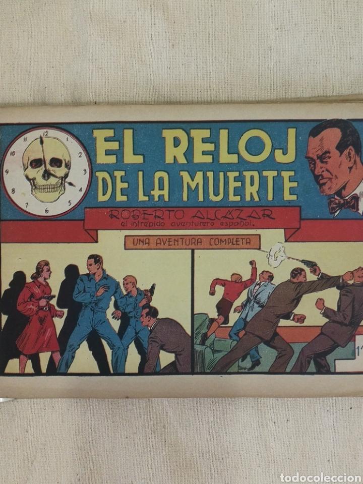 Tebeos: 25 TEBEOS ORIGINALES DE ROBERTO ALCAZAR Y PEDRIN - Foto 6 - 235679605