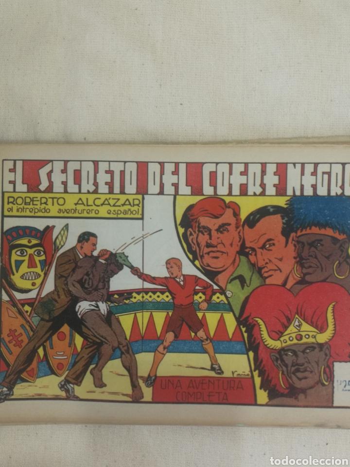 Tebeos: 25 TEBEOS ORIGINALES DE ROBERTO ALCAZAR Y PEDRIN - Foto 14 - 235679605