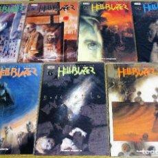 Tebeos: HELLBLAZER, VERTIGO, 2005, VOL 1 AL 7. Lote 235890460