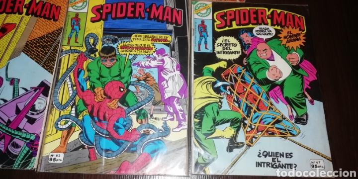 Tebeos: Lote de 7 Spiderman Bruguera. - Foto 6 - 236997115
