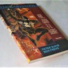 Tebeos: ARCHIVOS SPIDERMAN: PERO,...¿QUIEN ES EL DUENDE? -FORUM (1998) 196 PG. RUSTICA CON SOLAPAS-DE TIENDA. Lote 238017165