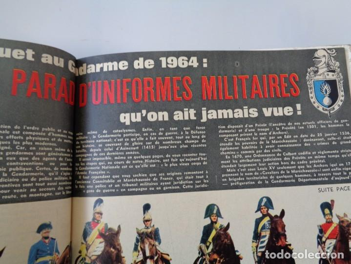 Tebeos: ¡¡ TINTIN, RECUEIL GEANT. LE JOURNAL DES JEUNES DE 7 A 77 ANS. 1963 -64. !! - Foto 5 - 238396015