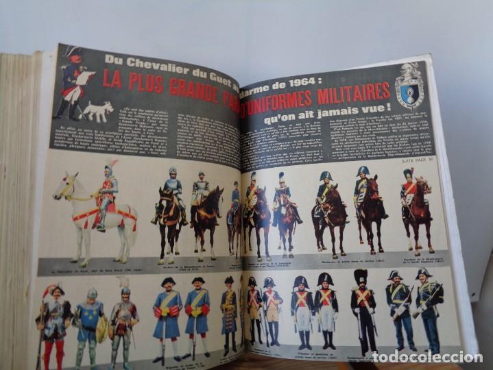 Tebeos: ¡¡ TINTIN, RECUEIL GEANT. LE JOURNAL DES JEUNES DE 7 A 77 ANS. 1963 -64. !! - Foto 6 - 238396015