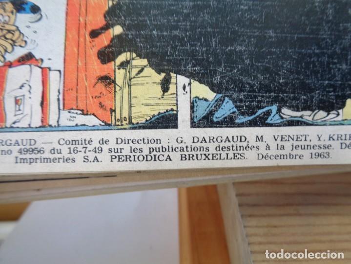 Tebeos: ¡¡ TINTIN, RECUEIL GEANT. LE JOURNAL DES JEUNES DE 7 A 77 ANS. 1963 -64. !! - Foto 23 - 238396015