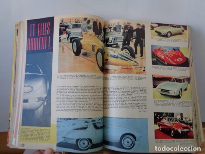 Tebeos: ¡¡ TINTIN, RECUEIL GEANT. LE JOURNAL DES JEUNES DE 7 A 77 ANS. 1963 -64. !! - Foto 24 - 238396015