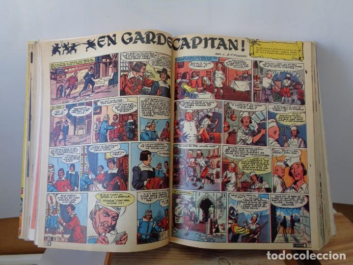 Tebeos: ¡¡ TINTIN, RECUEIL GEANT. LE JOURNAL DES JEUNES DE 7 A 77 ANS. 1963 -64. !! - Foto 25 - 238396015