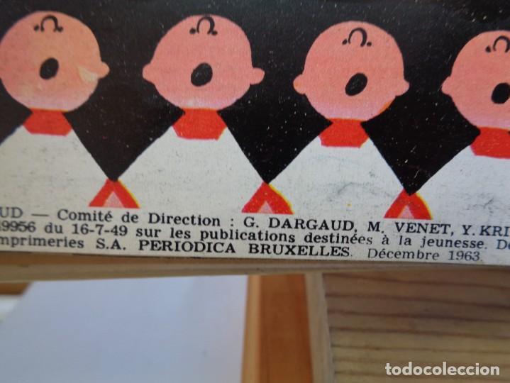 Tebeos: ¡¡ TINTIN, RECUEIL GEANT. LE JOURNAL DES JEUNES DE 7 A 77 ANS. 1963 -64. !! - Foto 27 - 238396015
