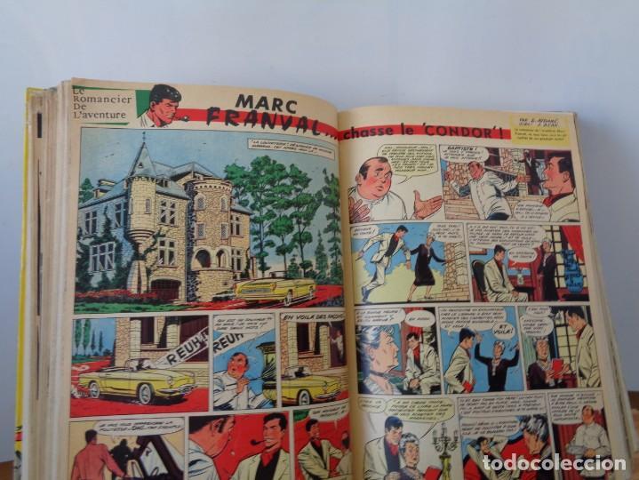 Tebeos: ¡¡ TINTIN, RECUEIL GEANT. LE JOURNAL DES JEUNES DE 7 A 77 ANS. 1963 -64. !! - Foto 29 - 238396015