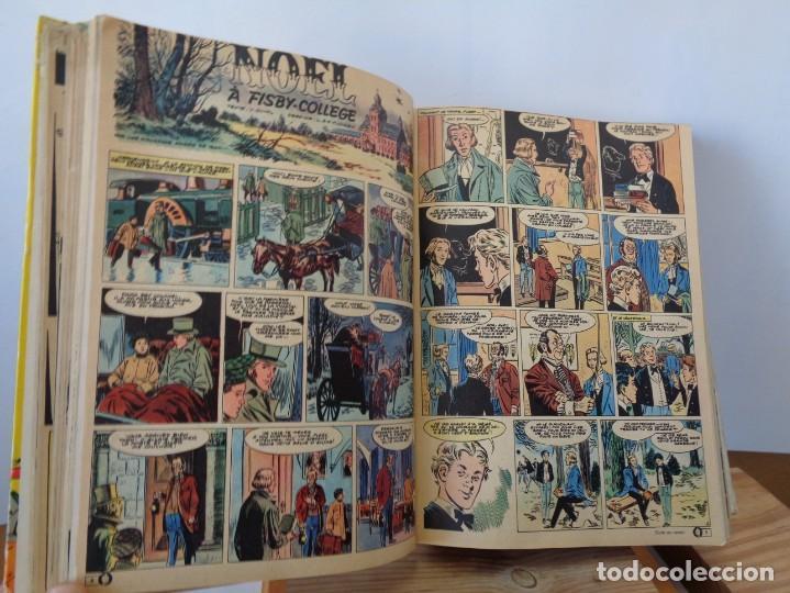 Tebeos: ¡¡ TINTIN, RECUEIL GEANT. LE JOURNAL DES JEUNES DE 7 A 77 ANS. 1963 -64. !! - Foto 31 - 238396015