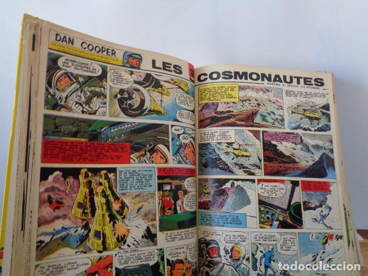 Tebeos: ¡¡ TINTIN, RECUEIL GEANT. LE JOURNAL DES JEUNES DE 7 A 77 ANS. 1963 -64. !! - Foto 37 - 238396015