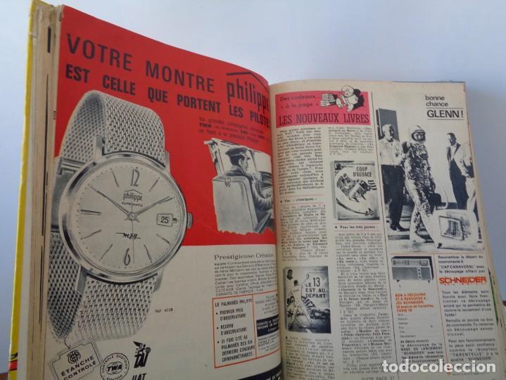 Tebeos: ¡¡ TINTIN, RECUEIL GEANT. LE JOURNAL DES JEUNES DE 7 A 77 ANS. 1963 -64. !! - Foto 38 - 238396015