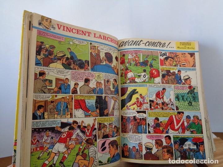 Tebeos: ¡¡ TINTIN, RECUEIL GEANT. LE JOURNAL DES JEUNES DE 7 A 77 ANS. 1963 -64. !! - Foto 40 - 238396015