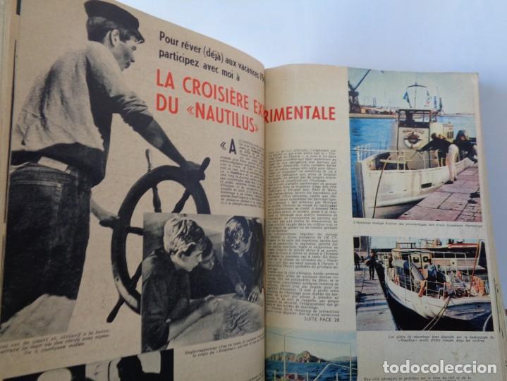 Tebeos: ¡¡ TINTIN, RECUEIL GEANT. LE JOURNAL DES JEUNES DE 7 A 77 ANS. 1963 -64. !! - Foto 42 - 238396015