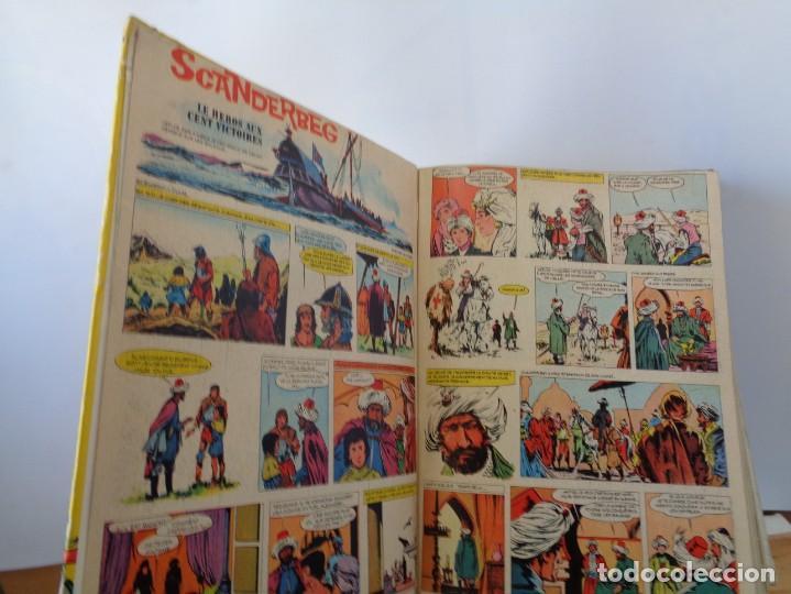 Tebeos: ¡¡ TINTIN, RECUEIL GEANT. LE JOURNAL DES JEUNES DE 7 A 77 ANS. 1963 -64. !! - Foto 43 - 238396015