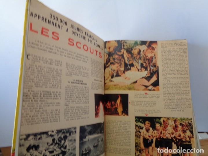Tebeos: ¡¡ TINTIN, RECUEIL GEANT. LE JOURNAL DES JEUNES DE 7 A 77 ANS. 1963 -64. !! - Foto 44 - 238396015