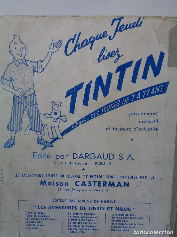 Tebeos: ¡¡ TINTIN, RECUEIL GEANT. LE JOURNAL DES JEUNES DE 7 A 77 ANS. 1963 -64. !! - Foto 48 - 238396015