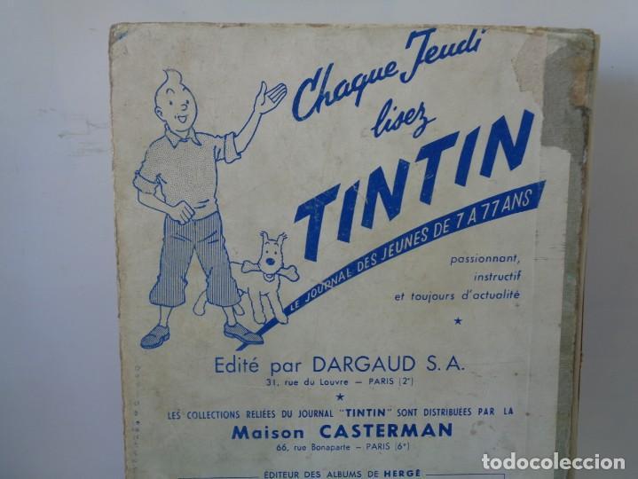 Tebeos: ¡¡ TINTIN, RECUEIL GEANT. LE JOURNAL DES JEUNES DE 7 A 77 ANS. 1963 -64. !! - Foto 49 - 238396015