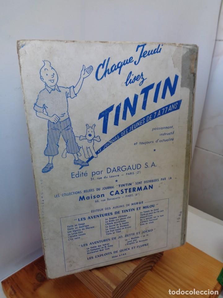 Tebeos: ¡¡ TINTIN, RECUEIL GEANT. LE JOURNAL DES JEUNES DE 7 A 77 ANS. 1963 -64. !! - Foto 50 - 238396015