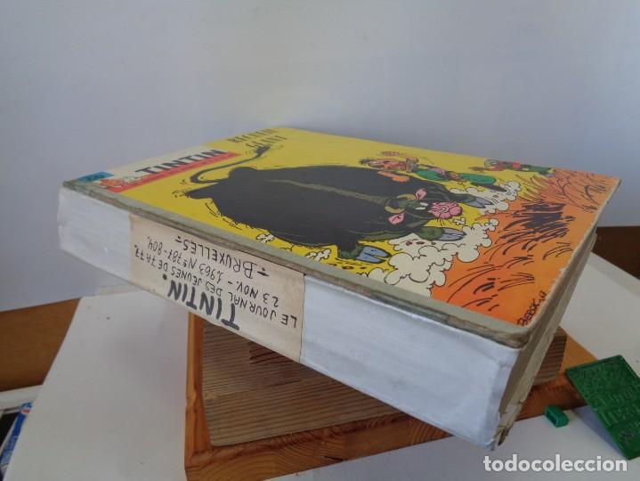 Tebeos: ¡¡ TINTIN, RECUEIL GEANT. LE JOURNAL DES JEUNES DE 7 A 77 ANS. 1963 -64. !! - Foto 53 - 238396015