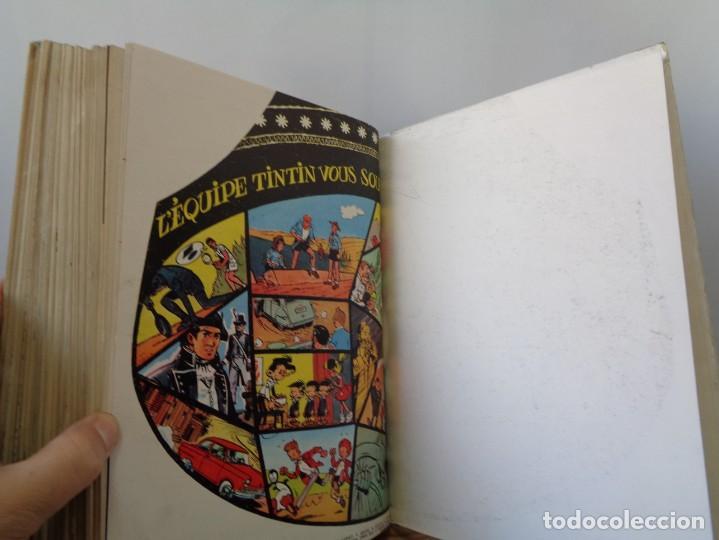 Tebeos: ¡¡ TINTIN, RECUEIL GEANT. LE JOURNAL DES JEUNES DE 7 A 77 ANS. 1963 -64. !! - Foto 57 - 238396015