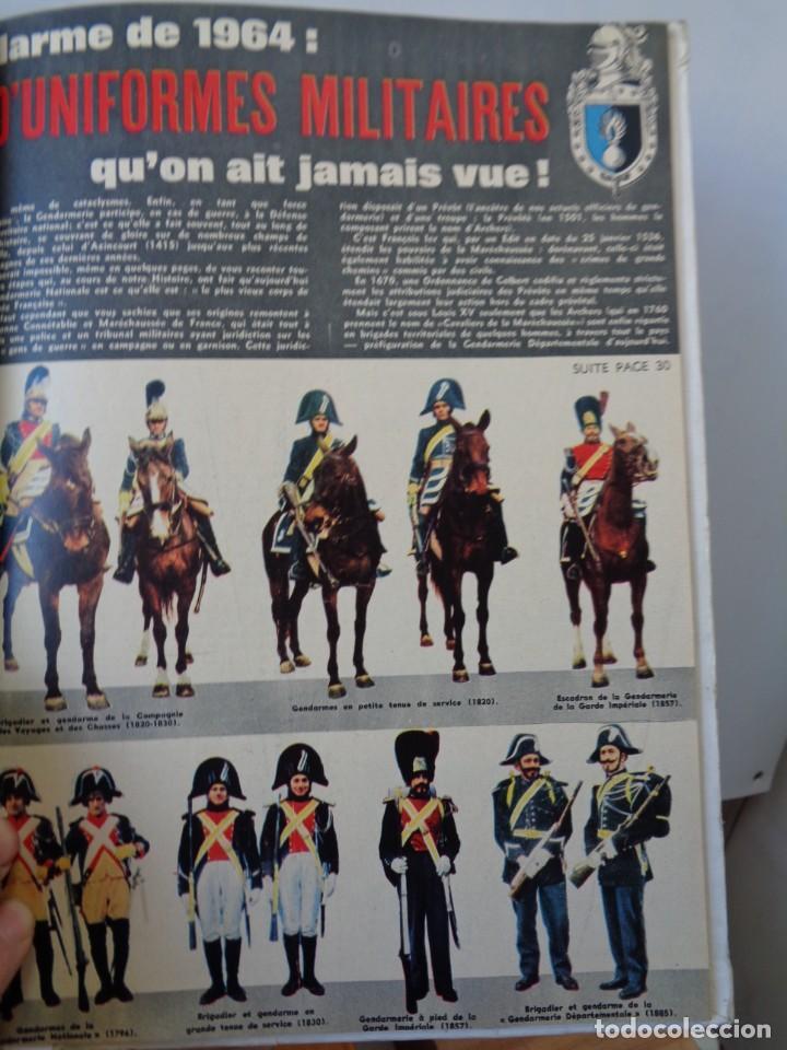 Tebeos: ¡¡ TINTIN, RECUEIL GEANT. LE JOURNAL DES JEUNES DE 7 A 77 ANS. 1963 -64. !! - Foto 59 - 238396015