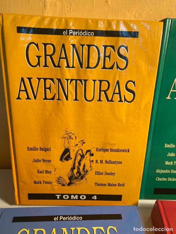 Tebeos: Grandes aventuras - Foto 2 - 238423745