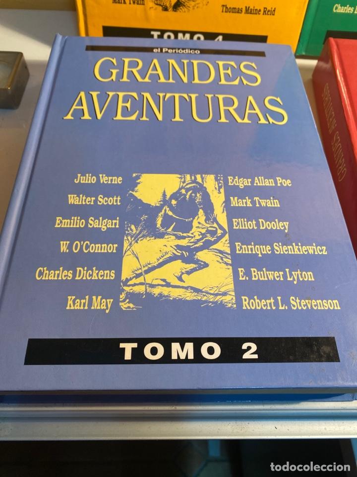 Tebeos: Grandes aventuras - Foto 3 - 238423745