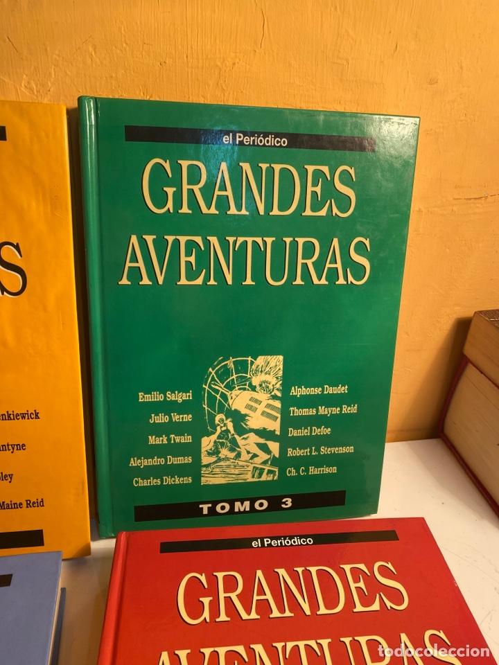 Tebeos: Grandes aventuras - Foto 4 - 238423745