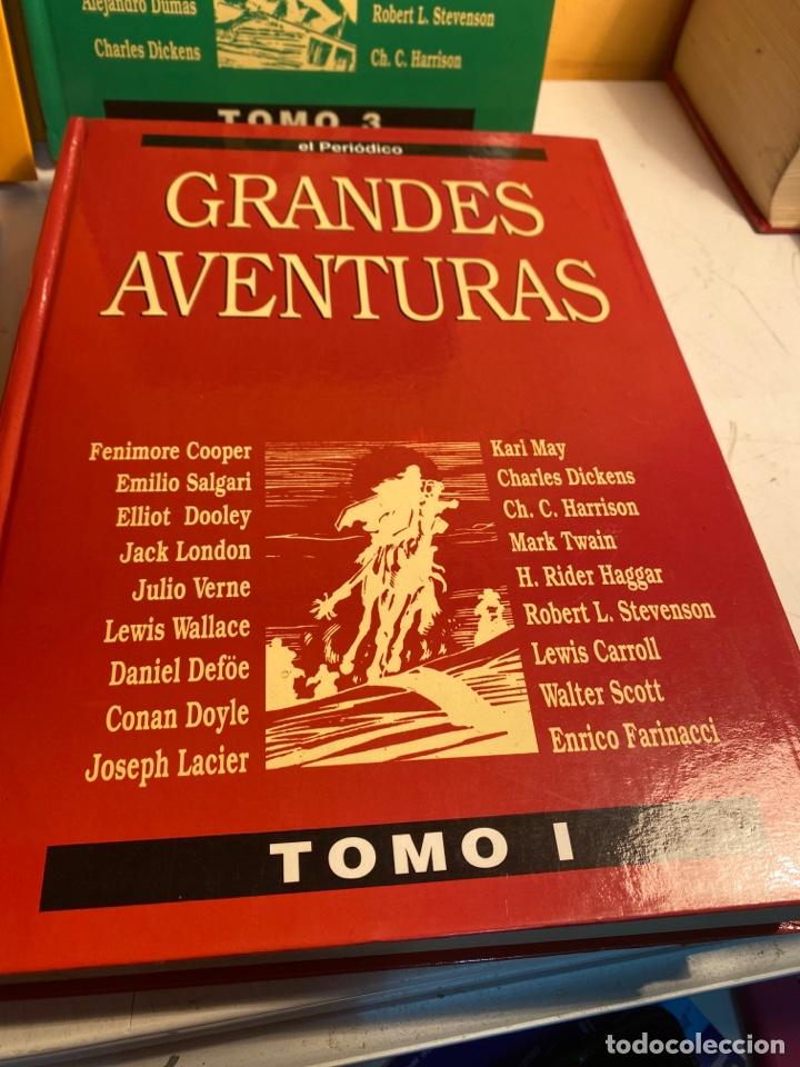 Tebeos: Grandes aventuras - Foto 5 - 238423745