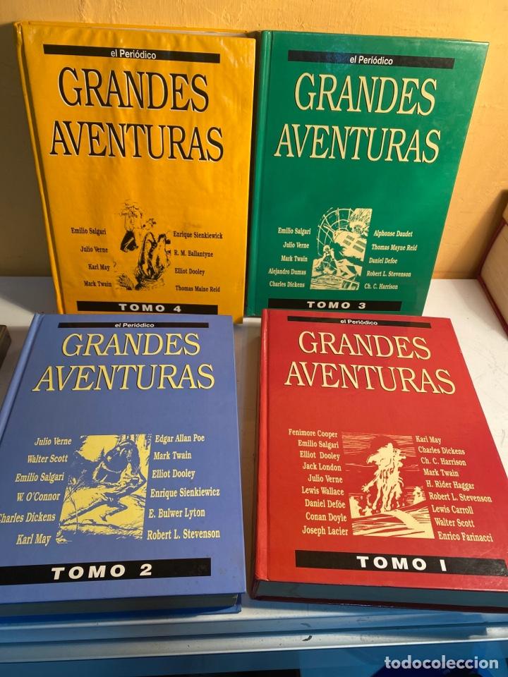GRANDES AVENTURAS (Tebeos y Comics - Tebeos Colecciones y Lotes Avanzados)