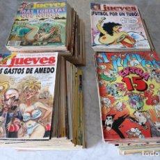 Tebeos: EL JUEVES - LOTE DE 201 EJEMPLARES. Lote 238501900