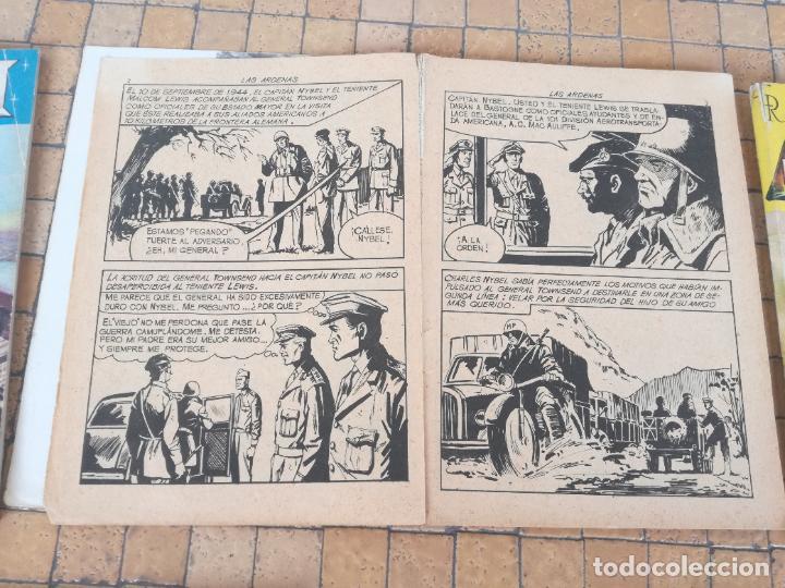 Tebeos: LOTE 10 COMICS ANTIGUOS DE GUERRA, FBI, BRIGADA, ESPIA Y OTROS DE LOS AÑOS 60 - Foto 9 - 239920865