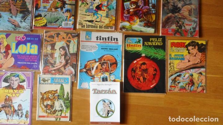 Tebeos: LOTE DE 13 TEBEOS VARIADOS - Foto 5 - 240016390
