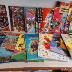 Tebeos: COMICS / CUENTOS / INTERESANTE LOTE COMPUESTO POR 40 EJEMPLARES / VER LAS FOTOS.. Lote 240598650