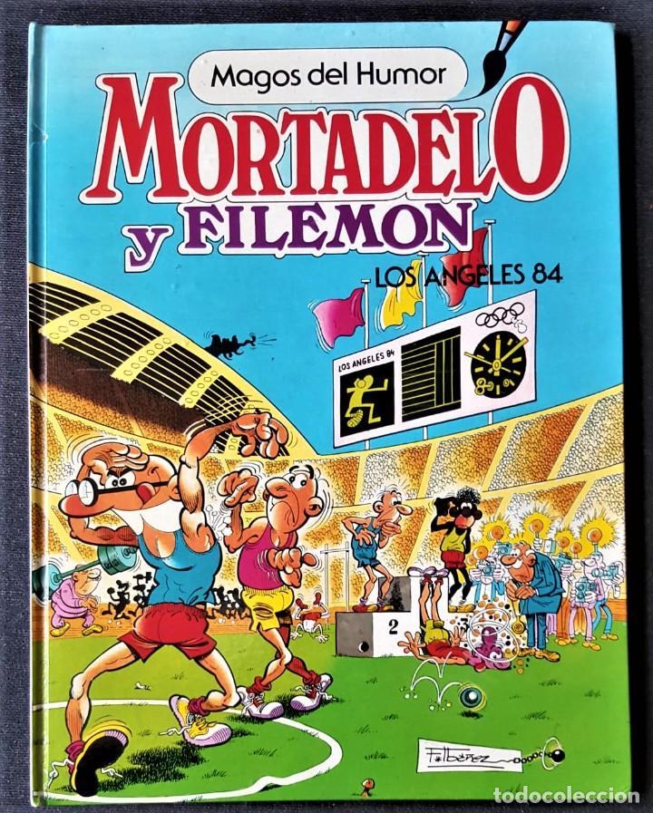 Tebeos: LOTE DE 55 TOMOS DE MAGOS DEL HUMOR (EXCELENTE ESTADO) - VER FOTOS Y NÚMEROS (SUELTOS PREGUNTAR) - Foto 5 - 182828472
