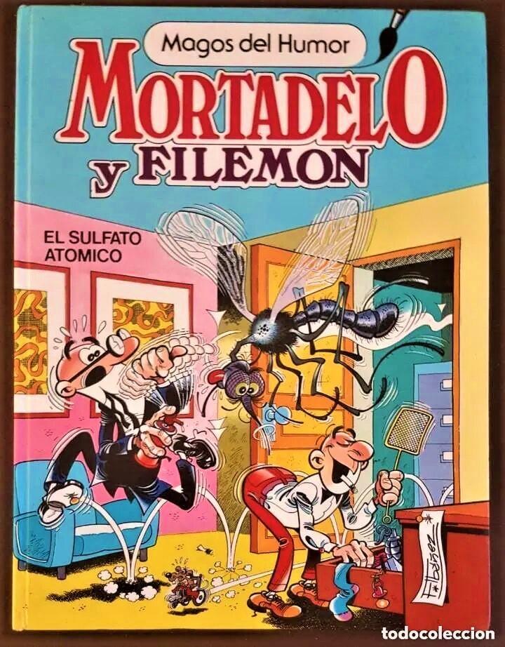 Tebeos: LOTE DE 55 TOMOS DE MAGOS DEL HUMOR (EXCELENTE ESTADO) - VER FOTOS Y NÚMEROS (SUELTOS PREGUNTAR) - Foto 2 - 182828472