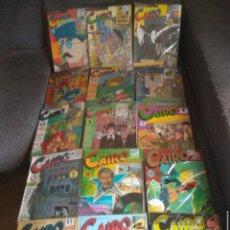 Comics: COLECCION EL CAIRO COMPLETA BUEN ESTADO. Lote 241896115