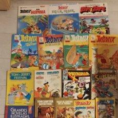 Tebeos: LOTE DE 28 COMICS Y LITERATURA JUVENIL AÑOS 70/80/90. Lote 241912120