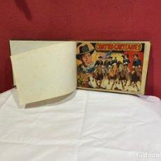 Livros de Banda Desenhada: COLECCION CUATRO CAPITANES ORIGINAL COMPLETA 33 EJEMPLARES.ENCUADERNADOS EN UN TOMO . EDI:J.M ORTIZ. Lote 242238965