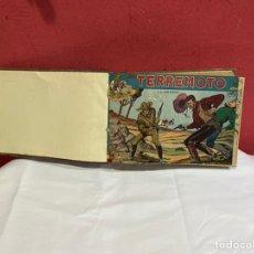 Livros de Banda Desenhada: EL TERREMOTO . COLECCION COMPLETA ORIGINAL 76 EJEMPLARES ENCUADERNADOS EN UN TOMO EDITORIAL MAGA. Lote 242246880