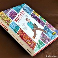 Tebeos: EXCELENTE - VALENTIA (VALENCIA): 1 CIUDAD, 36 AUTORES Y 23 HISTORIAS - NORMA (2012) -VER DESCRIPCIÓN. Lote 242290100