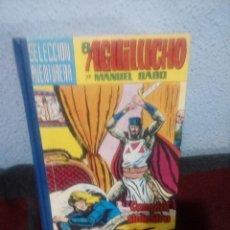 Tebeos: EL AGUILUCHO COMPLETA EN UN TOMO EDITORIAL VALENCIANA. Lote 242845435